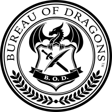 Bureau of Dragons seal black 1