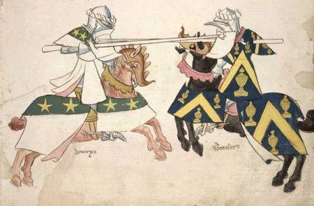 Medieval-Jousting-Tournaments