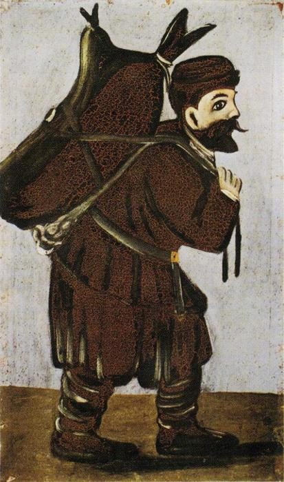 Niko_Pirosmani._Porter_with_a_Wineskin._Diptych._Oil_on_oil-cloth,_51x34_cm._The_State_Museum_of_Fine_Arts_of_Georgia,_Tbilisi